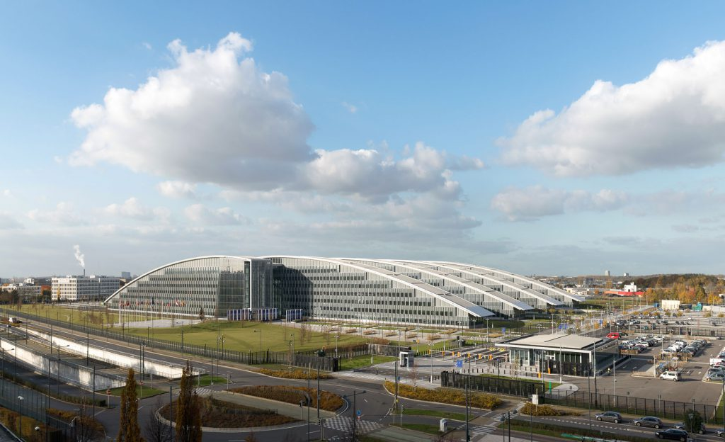 New NATO headquarters
